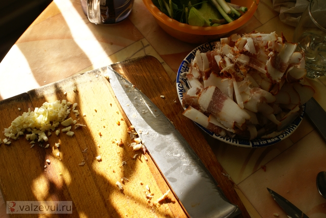 спагетти рецепт паста карбонара фото паста карбонара итальянская кухня  — 062. Паста «Карбонара» (итальянский рецепт)