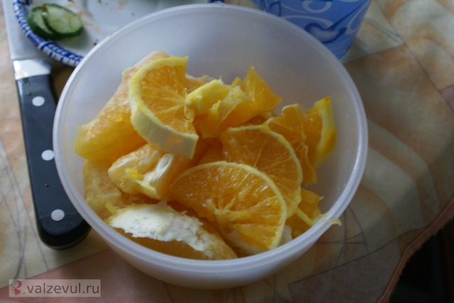 рецепт говядина апельсины  — 067. Говядина с апельсинами (рецепт)