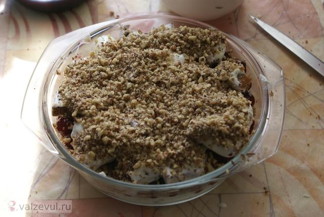 торт рецепт панчо десерт  — 080. Торт «Панчо» (рецепт)