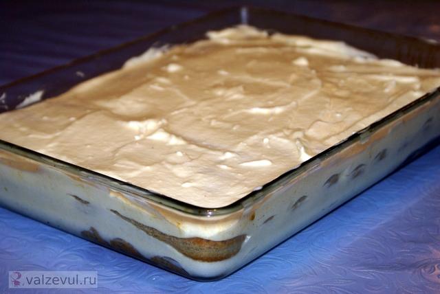 тирамису рецепт маскарпоне кофе десерт  — 079. Тирамису (рецепт)