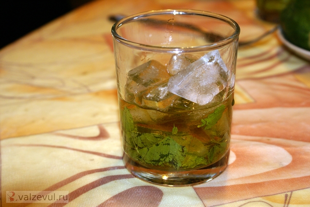 рецепт напиток мохито лето алкоголь  — 086. Мохито (рецепт)