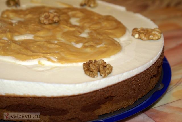 три шоколада торт сложный сливки рецепт  — 106. Торт «Три шоколада» (рецепт)