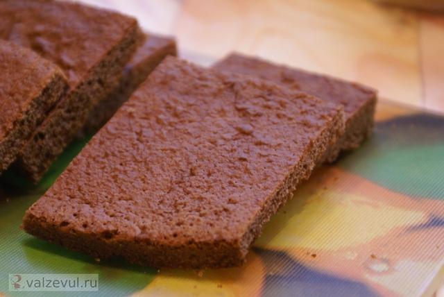 шоколад рецепт пирожное мороженное малина  — 108. Шоколадно малиновые замороженные пирожные (рецепт)