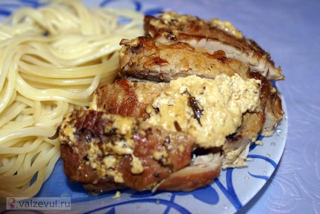 свинина рецепт паста национальная кухня итальянская кухня вино  — 118. Тушеная свинина с молоком и пряными травами (итальянский рецепт)