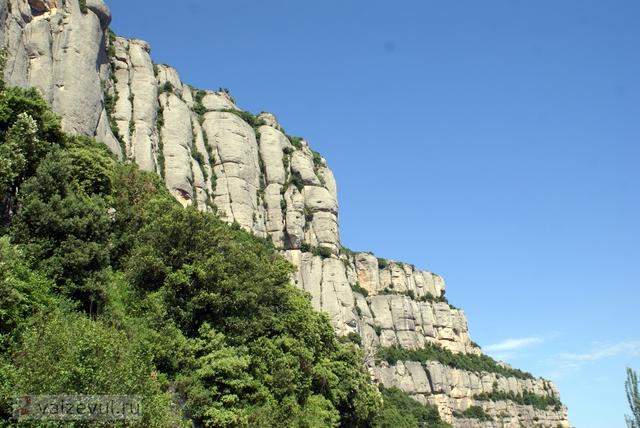 хамон сыр путешествие монсеррат легенды испания  — 144. Монсеррат, гора и монастырь (Испания #2)